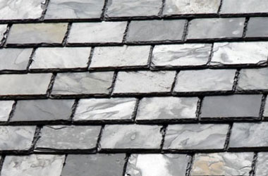 Natural and Man Made Slate Roofs